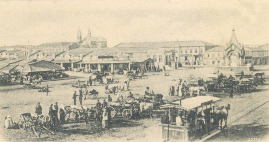 Базарная площадь (2)