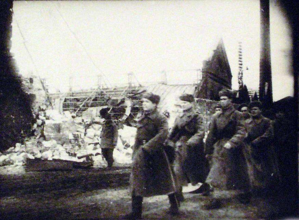 Бойцы Красной армии (1)