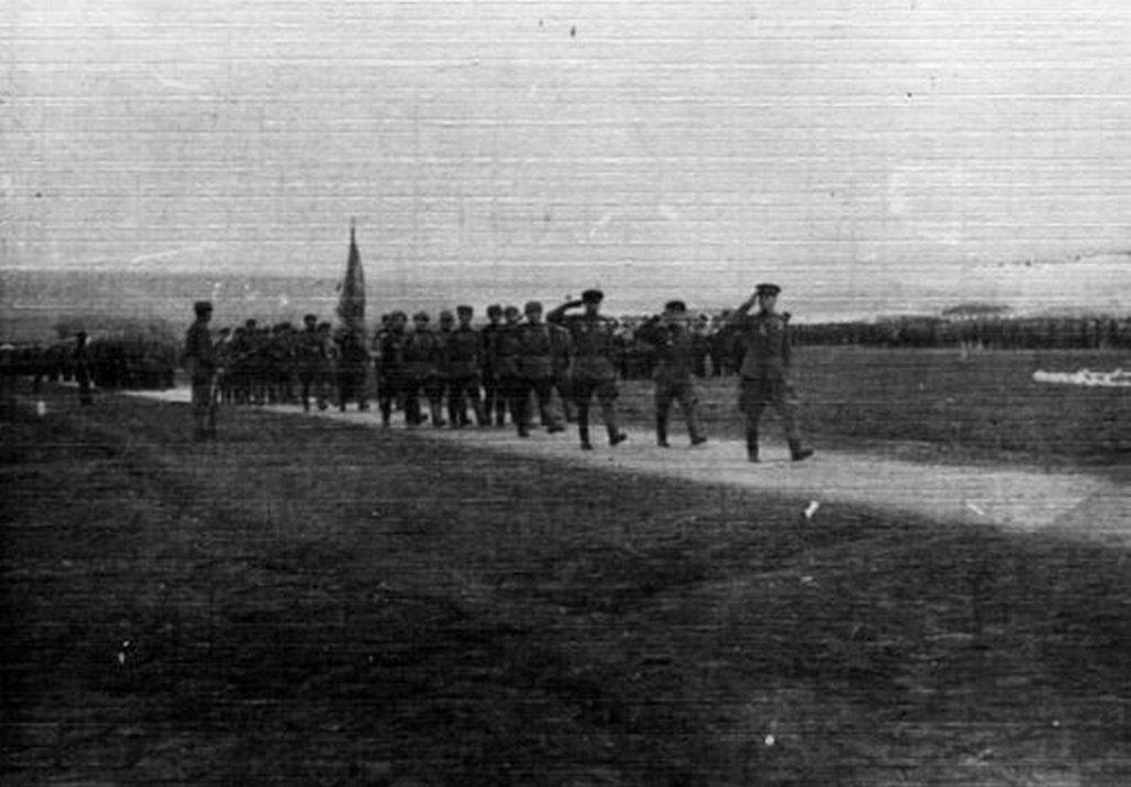 Бойцы Красной армии (2)