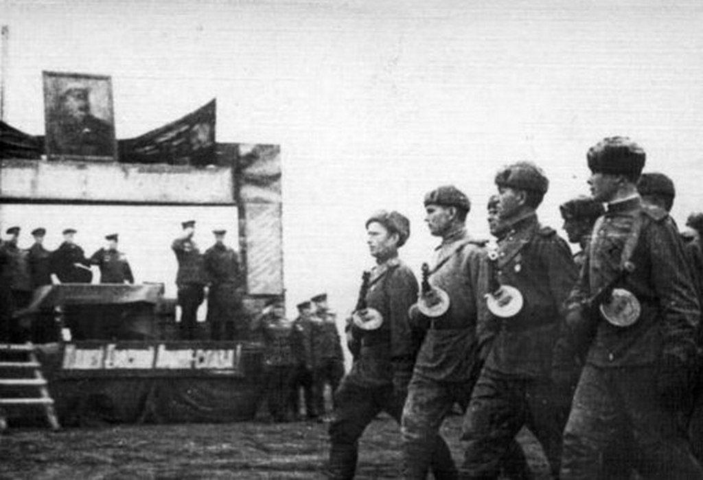Бойцы Красной армии (3)