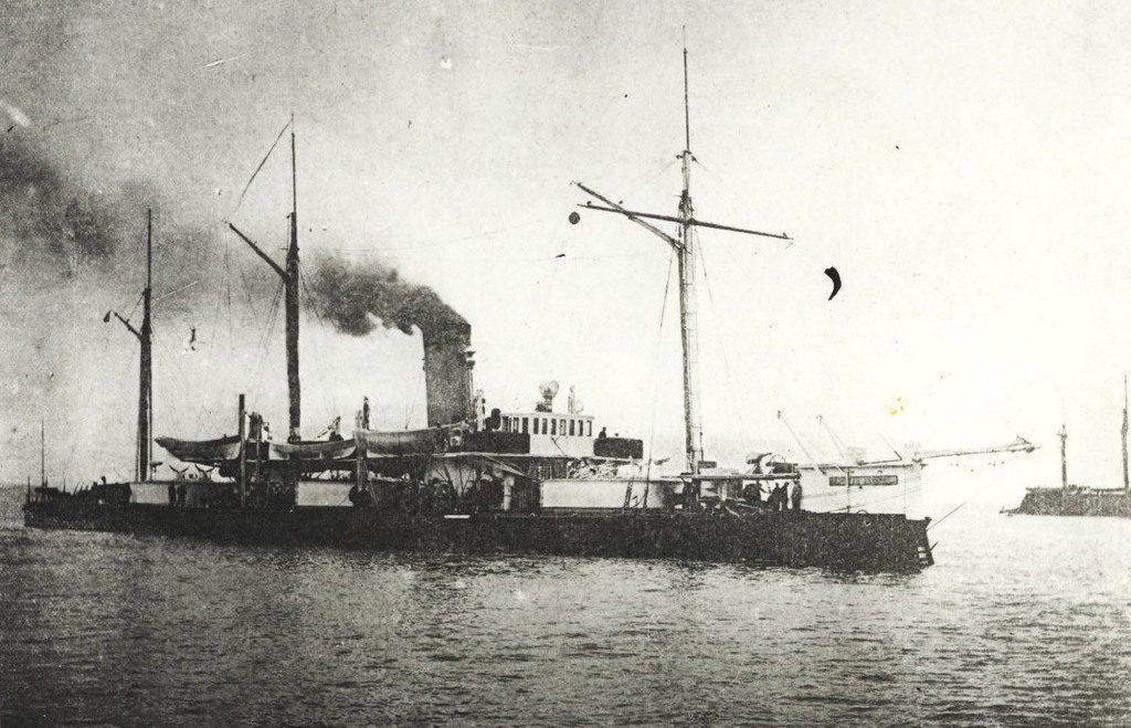 Броненосец береговой обороны «Адмирал Лазарев