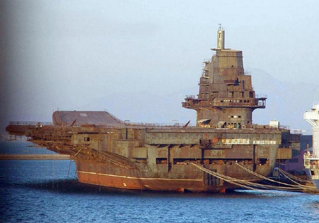 Брошенный корабль (11)