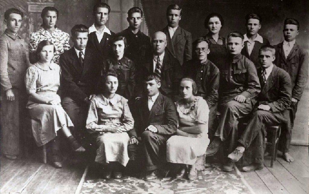 Члены «Партизанской искры»
