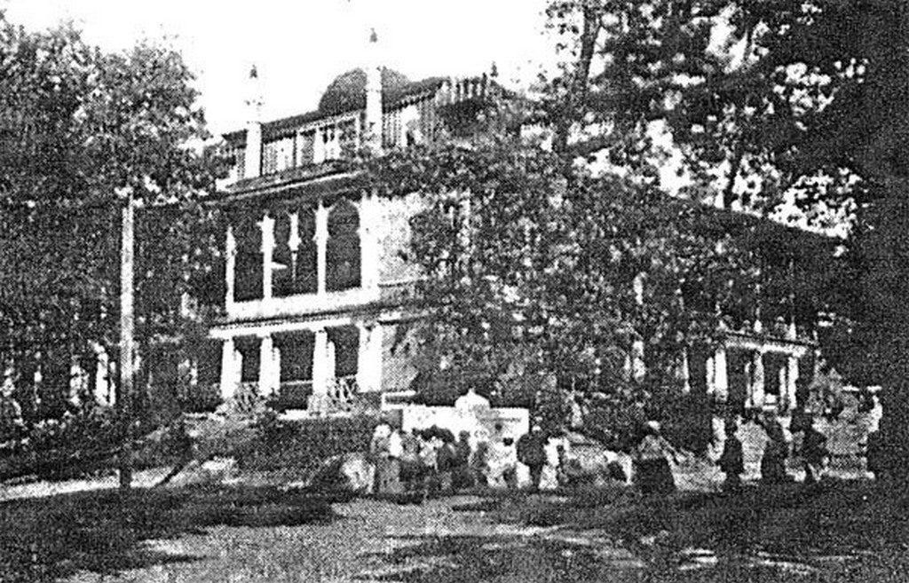 Дворец Потемкина в Спасске (1)