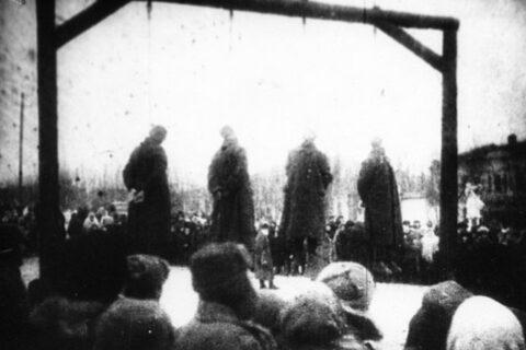Казнь фашистов (1946) (1)