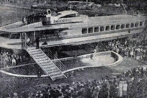 Кинотеатр «Альбатрос»
