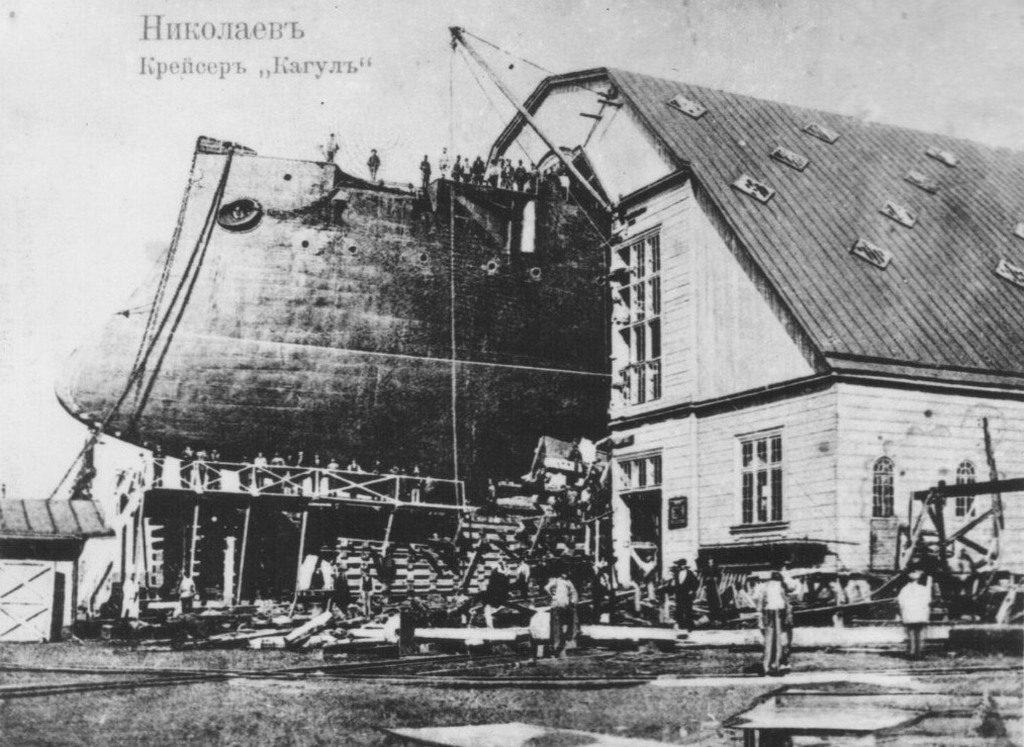 Крейсер «Кагул»
