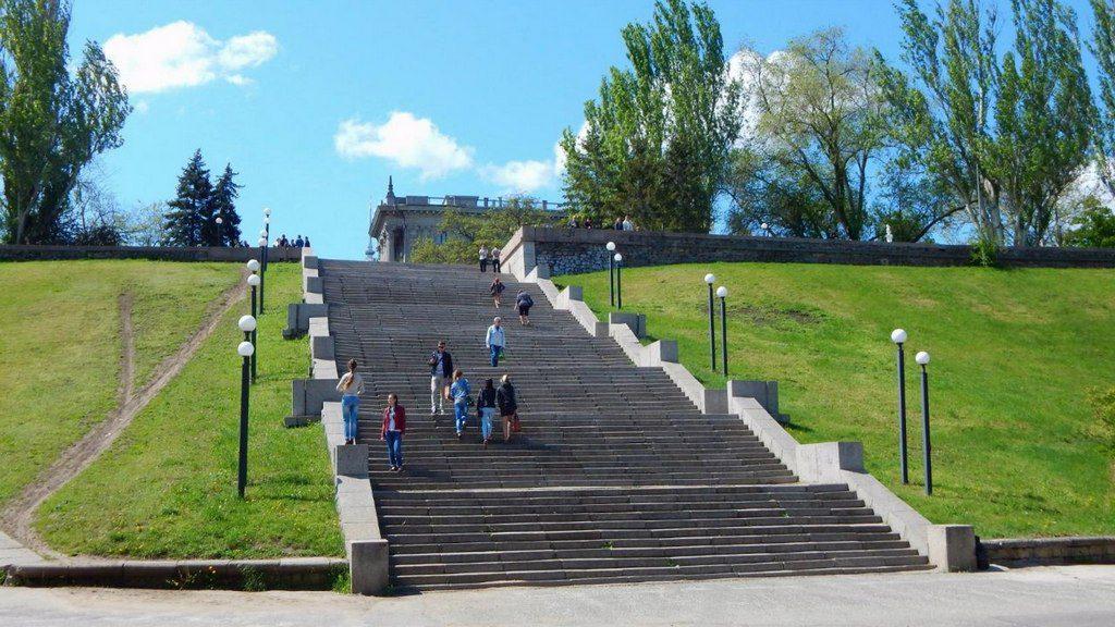 Лестница на Баме (1)