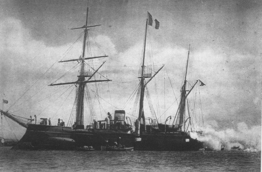 Мореходная лодка «Кореец»