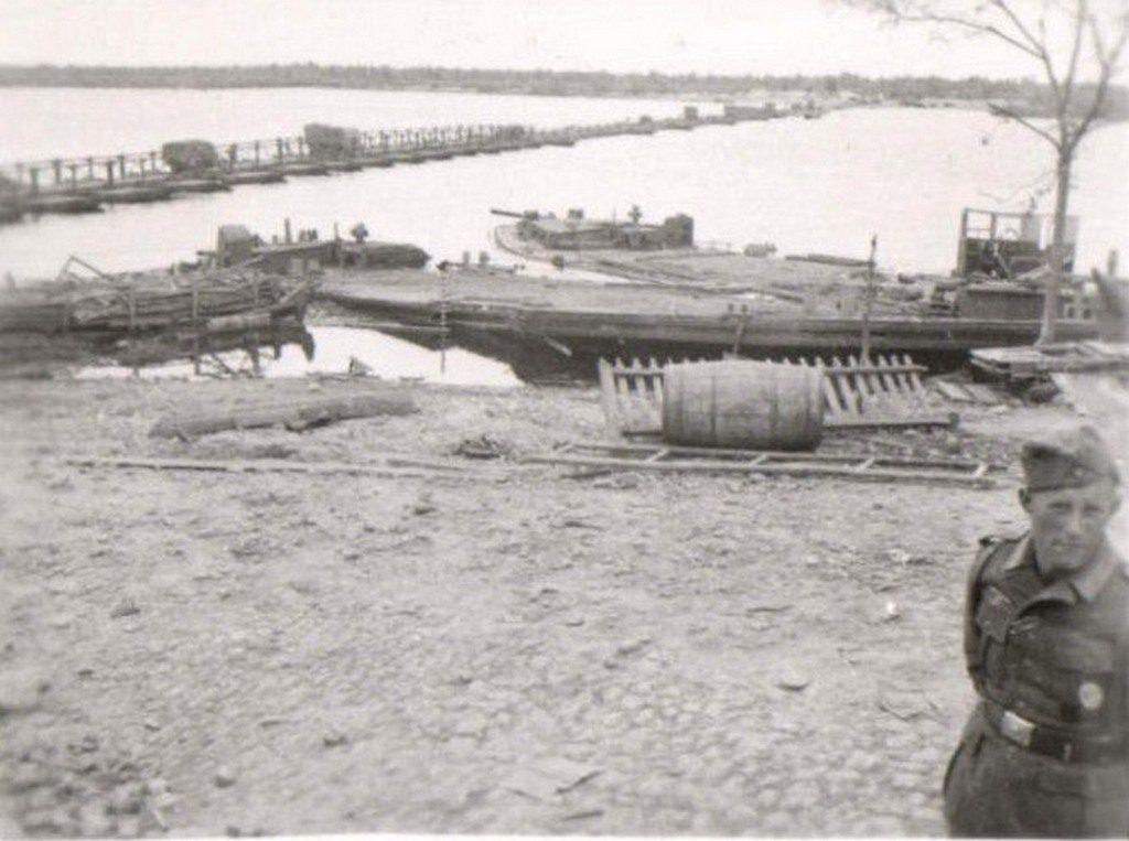 Немцы на берегу