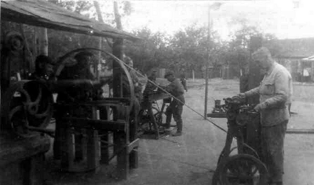 Николаевские рабочие