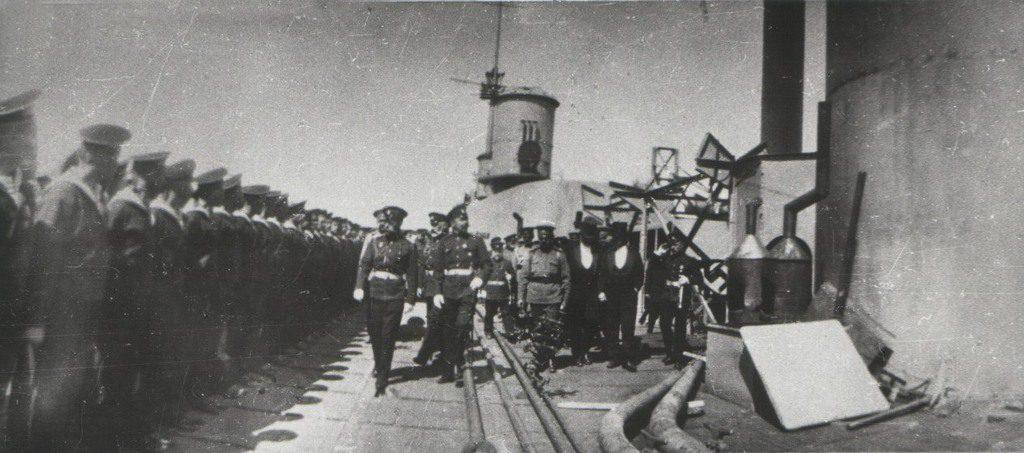 Николай II в Николаеве (1)