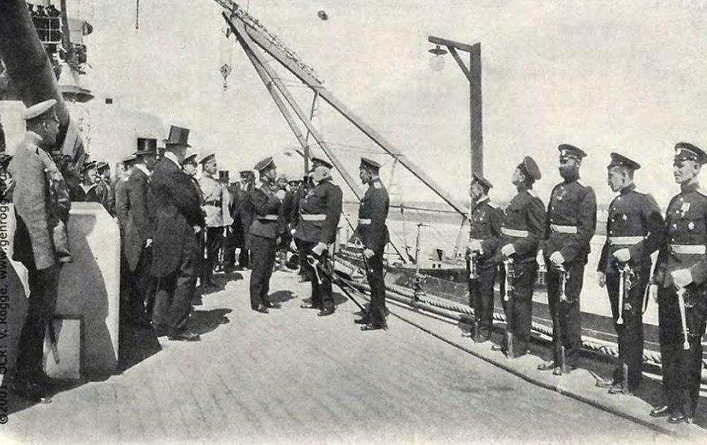 Николай II в Николаеве (10)