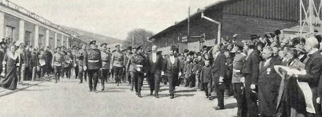 Николай II в Николаеве (11)