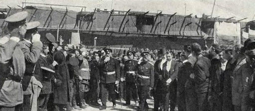 Николай II в Николаеве (12)
