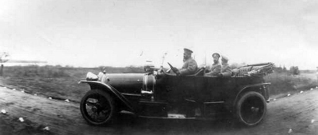 Николай II в Николаеве (2)