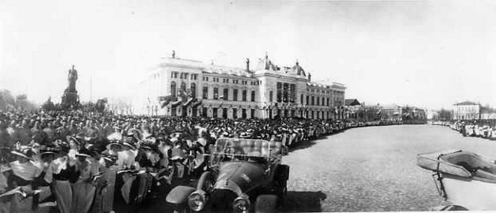 Николай II в Николаеве (3)