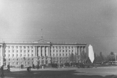 Открытие памятника Ленину (1)
