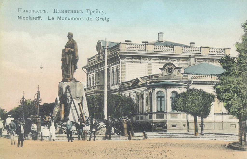 Памятник Грейгу (3)
