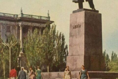 Памятник Ленину (2)