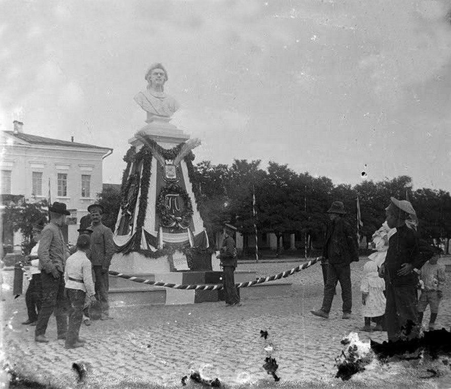 Памятник Петру І (1909)
