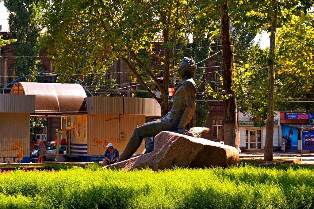 Памятник Пушкину (1)