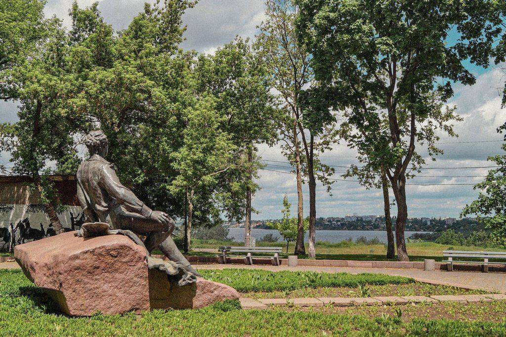 Памятник Пушкину (2)