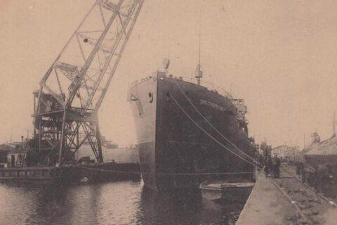 Постройка нефтеналивного судна