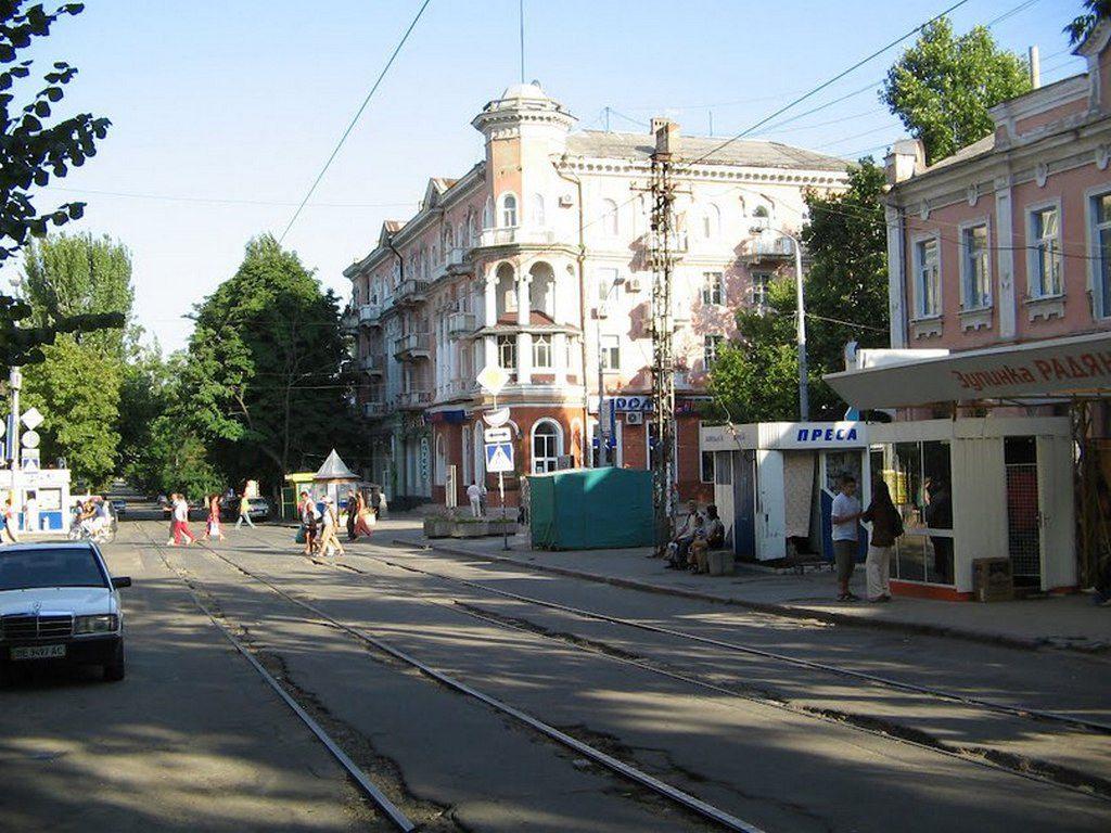 Улица Потёмкинская