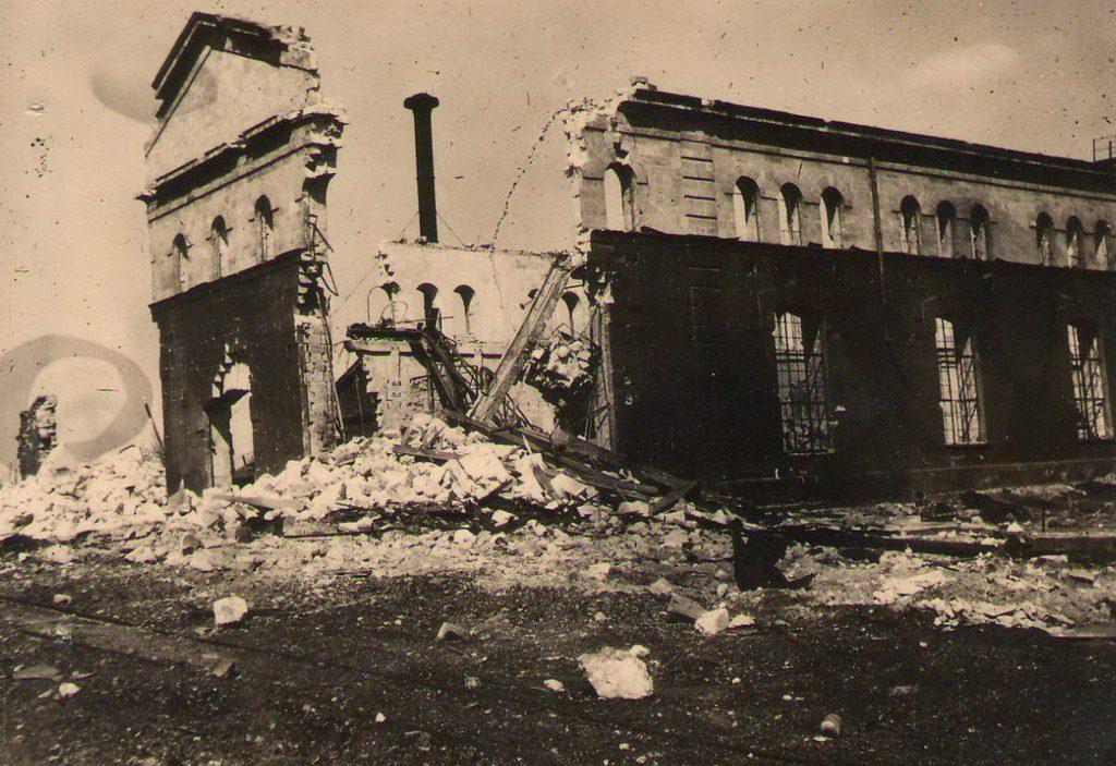 Разрушенные дома (1)