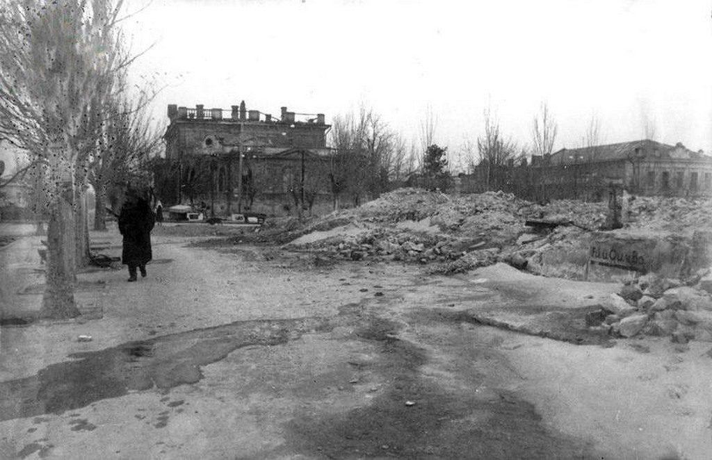 Разрушенные дома (3)