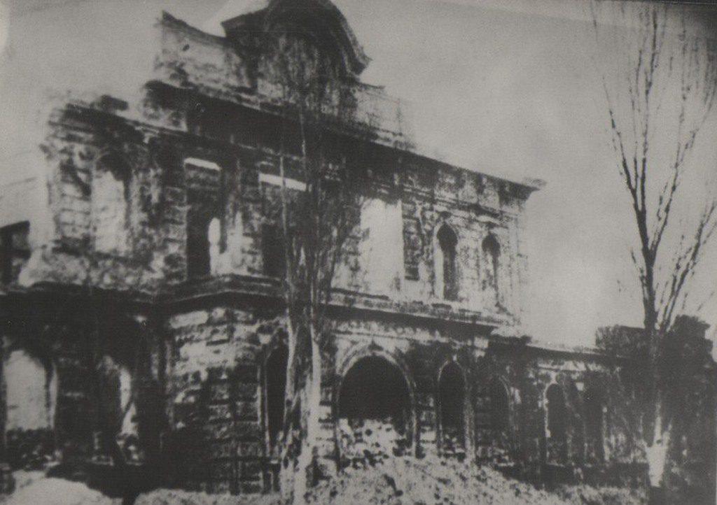 Разрушенные дома (6)