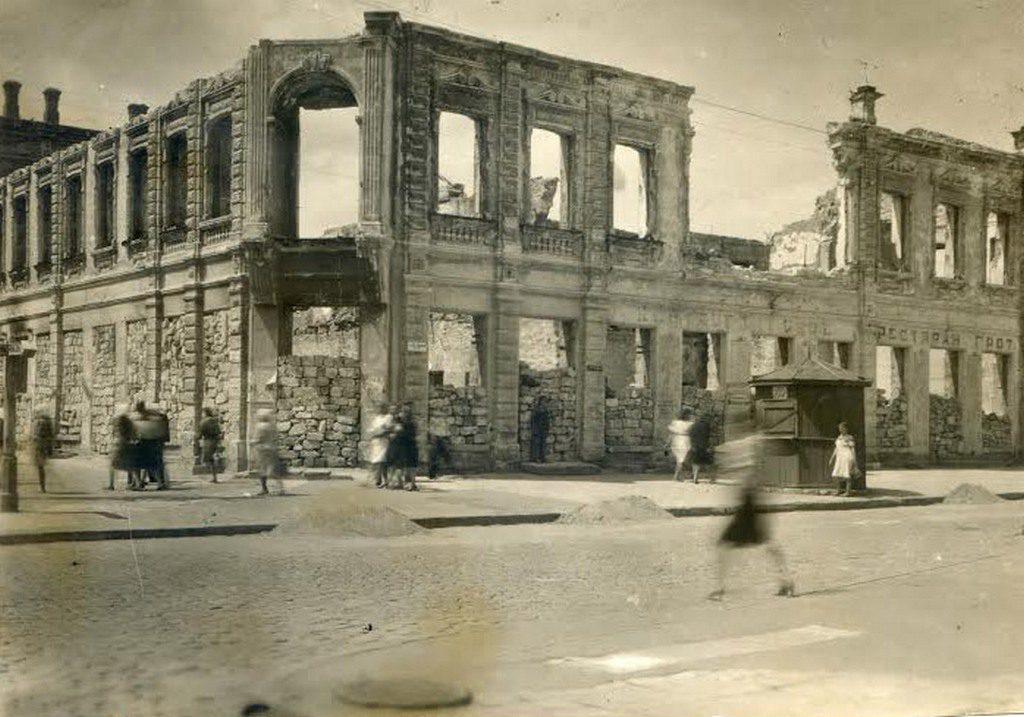 Разрушенные дома (7)