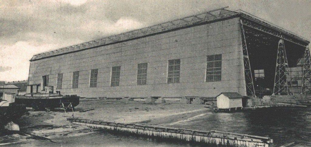 Судостроительный завод - Док