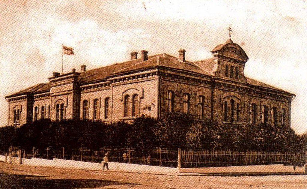 Техническое-железнодорожное училище
