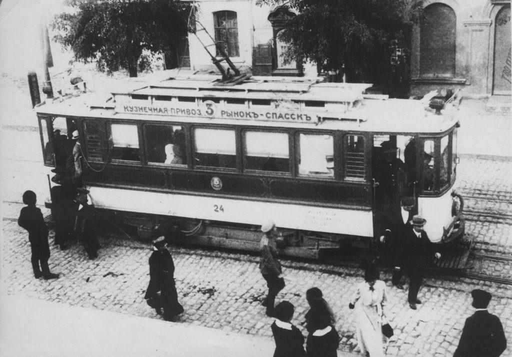 Трамвай (1)