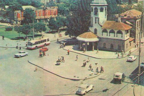 Трамвайная подстанция (2)