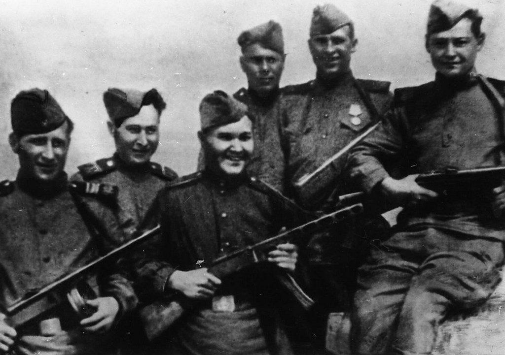 Участники боёв за Николаев