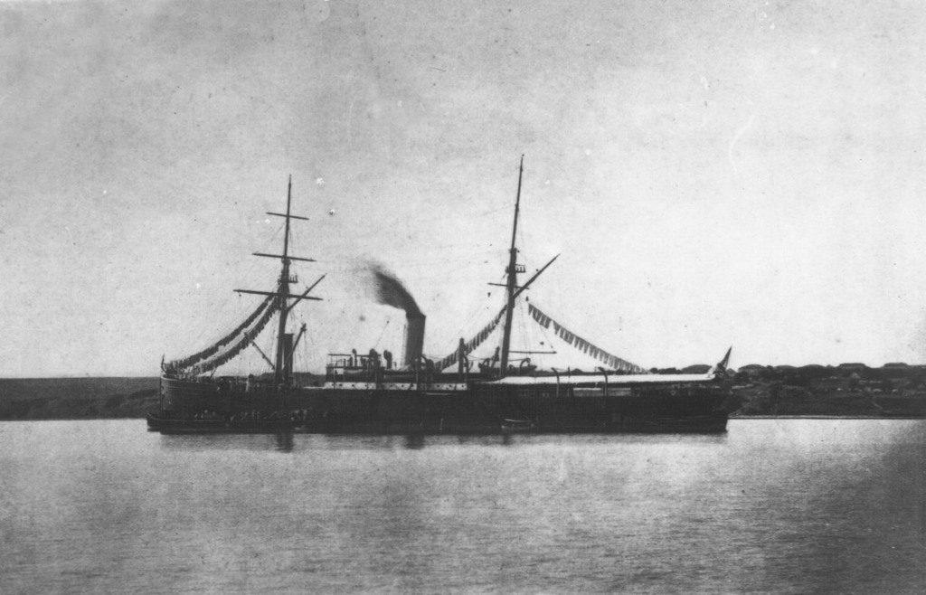 Учебное судно «Пруд»