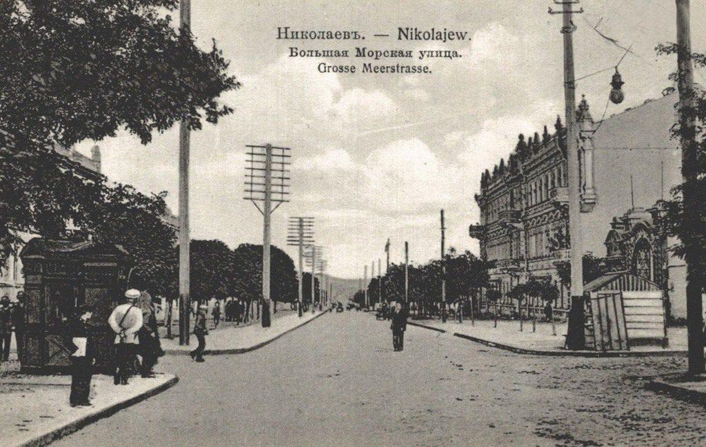 Улица Большая Морская