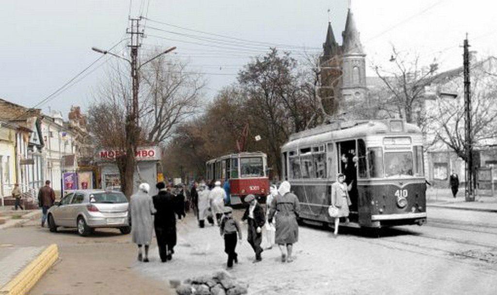 Улица Декабристов (тогда и сейчас) (2)