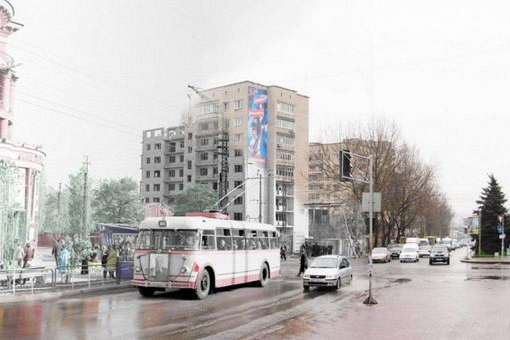 Улица Декабристов (тогда и сейчас) (4)