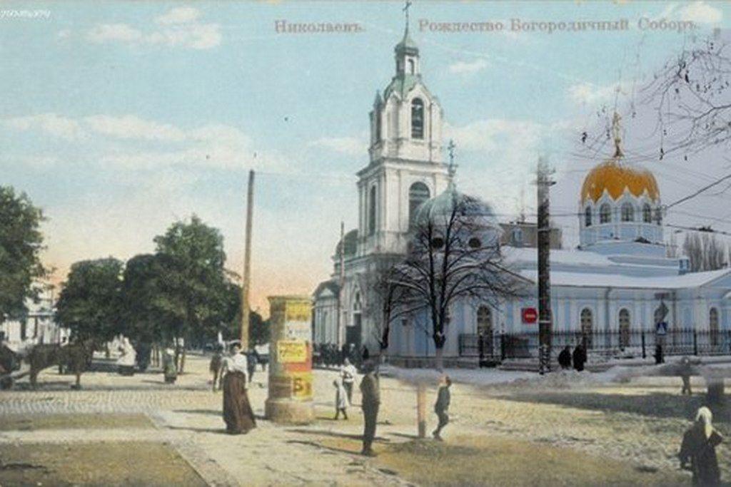 Улица Лягина (тогда и сейчас)
