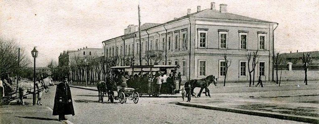 Улица Никольская (2)