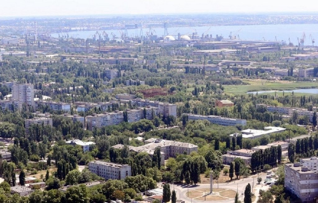 Вид на город (4)
