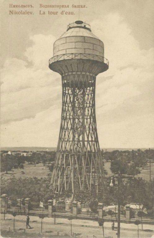 Водонапорная башня (1)