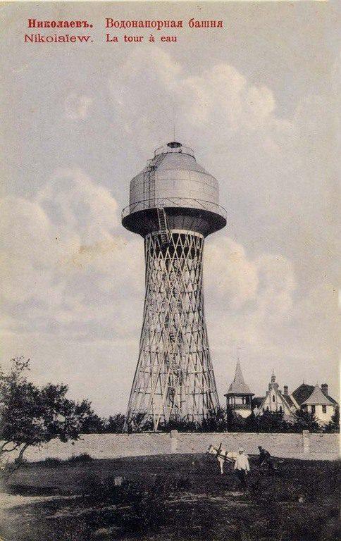 Водонапорная башня (2)