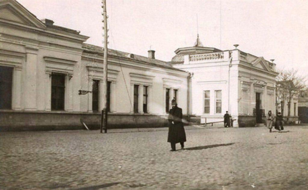 Вокзал (3)