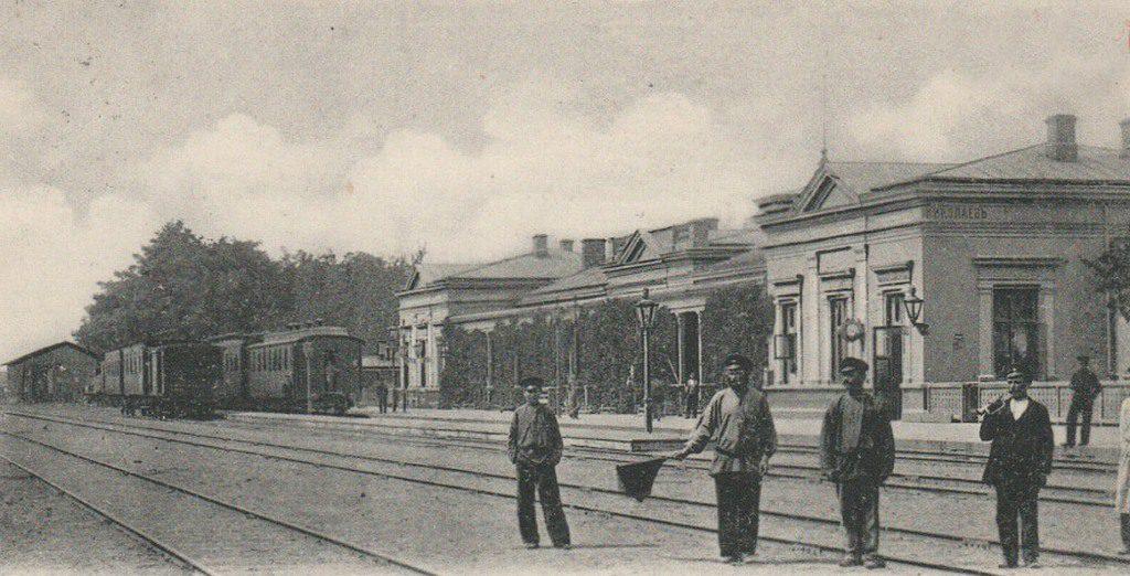 Вокзал (5)