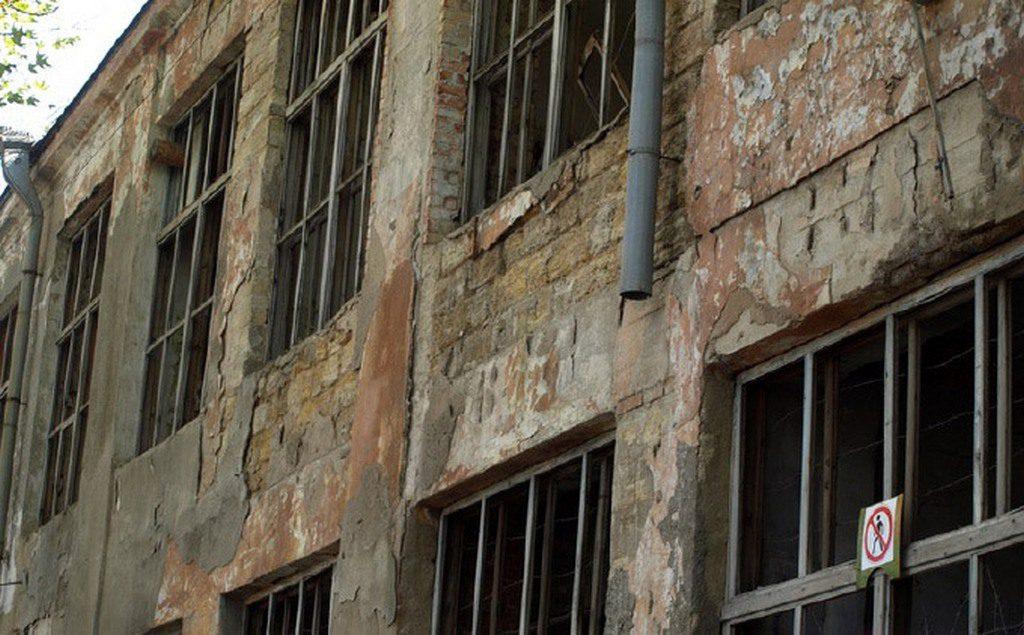 Заброшенный завод «Дормашина»